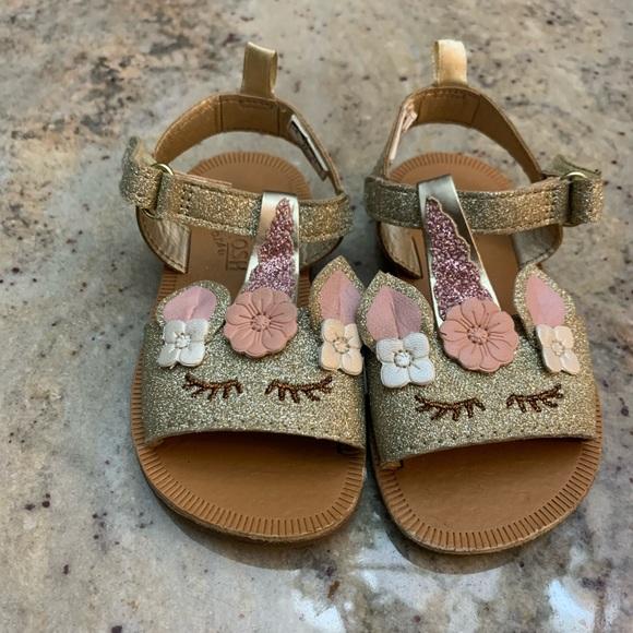 OshKosh B'gosh Shoes   Glitter Unicorn